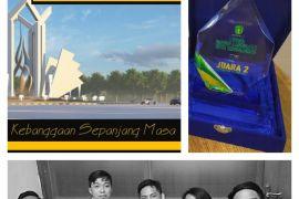 Mahasiswa Arsitektur UNTAG 45 Samarinda Raih Juara 2 Lomba Disain Landmark Kota Samarinda